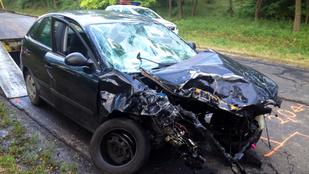 Ketten meghaltak az aszódi balesetben