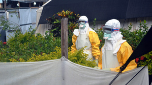 Az esős évszak menti meg az ebolától az afrikai magyarokat