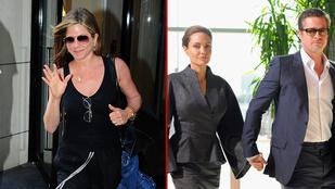 Jolie és Pitt szerelme még mindig sokkolja Anistont