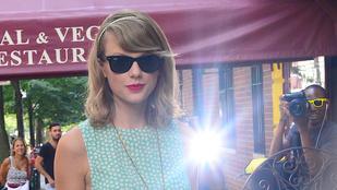 Taylor Swift cuki szerelmi tanácsot adott rajongójának