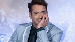 Amiért Robert Downey Jr.-t imádja a világ