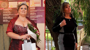 Olvasónk, Éva 50 kilót fogyott egy év alatt