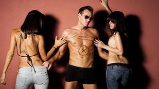 Hármasszex: A legvalóságosabb szexpózok