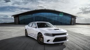 A világ leggyorsabb szedánja egy Dodge?