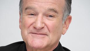 Robin Williamsnek tervei voltak