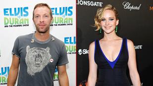 Egyre biztosabb, hogy Jennifer Lawrence és Chris Martin összejöttek