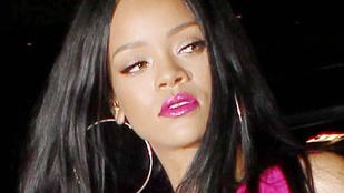 Rihanna véletlenül hölgynek öltözött
