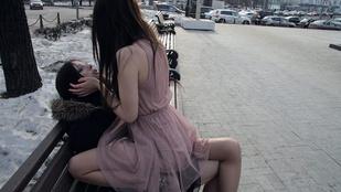 Összeházasodtak az orosz fiúlányok