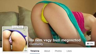 Ingyenpornóval és prostik hirdetésével tele a Facebook