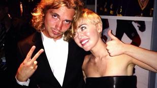 Miley Cyrus mindenkit megdöbbentett az MTV showján