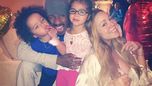 Nick Cannon: Mariah Carey alkalmatlan a gyereknevelésre