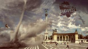 Most megnézheti a T-Rex sújtotta Budapestet