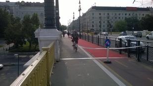 10/10: Ennyi biciklista szabálytalan a Margit hídon
