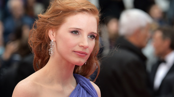 Jessica Chastain is Budapesten forgathat