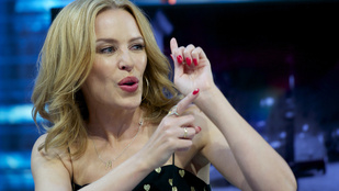 Amikor még Kylie Minogue haja is ciki volt