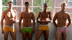 Íme New York 1. számú férfimodell-orgiája