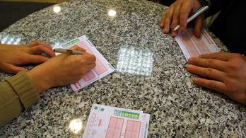 Tucat és egy híján húsz az ötös lottó sorsolásán