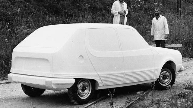 RGW-Fahrzeug P760