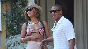 Beyoncé és férje bénábbak, mint egy rossz film