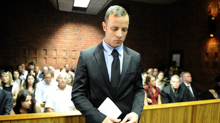 Oscar Pistorius volt nője kitálalt