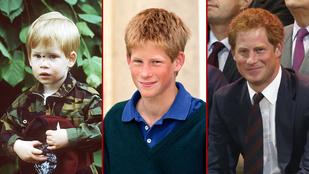 30 csodás fotó a 30 éves Harry hercegről