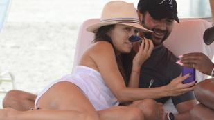 Így lazul Eva Longoria Miamiban