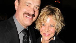 Tom Hanks pátyolgatja Meg Ryant a szakítás után
