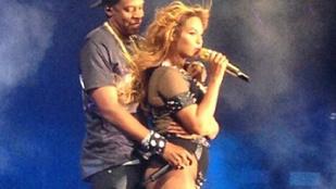 Nem ez lett Beyoncé legelőnyösebb képe