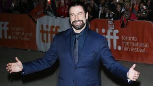 Travolta végre beszélt a melegbotrányáról
