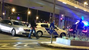 Lövöldözés Budapesten: kommandósok csaptak le az intézkedő rendőrökre
