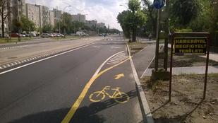 Melyik Budapest legjobb bicikliútja?