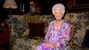 A whiskynek köszönheti: 108 éves a hölgy