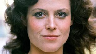 Atyaisten, de jó csaj volt Sigourney Weaver az Alien forgatásán