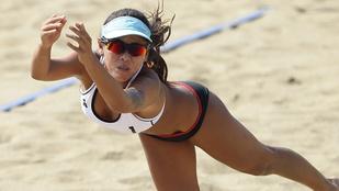 Ázsiai Játékok: Nézegessen nagyon dögös strandröplabdázókat!