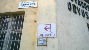 Harminc méter mi?