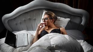 Ilyen pornóra gerjednek a nők