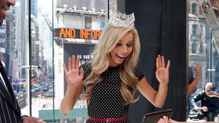 Miss America reagált a vádakra, és tagad