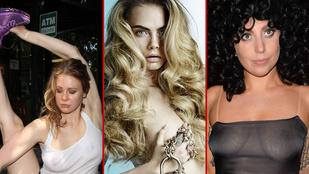 A hét képei: photoshop-katasztrófa, Fappening 2-3 és szexi bűnözők