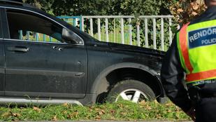 Fegyveres rablás és lövöldözés volt a Pesti úton