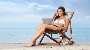 Tényleg létezik az állás, ami nyaralással kezdődik