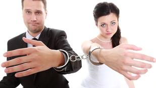 Büntetésből 180 olasz párnak muszáj házasnak maradnia