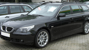 BMW 530d vagy Chrysler 300C?