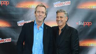 Nehéz kérdés: ön szerint George Clooney vagy Hugh Laurie dögösebb?