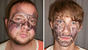 Ilyen hülye maszkokban nem lehet rabolni, de mégis