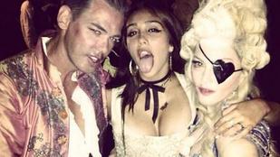Madonna lánya 18 éves, és dögös lett