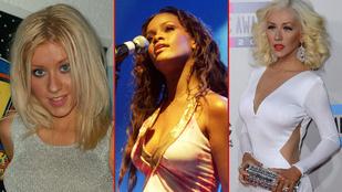 Így változtatja meg a zeneipar az énekesnőket