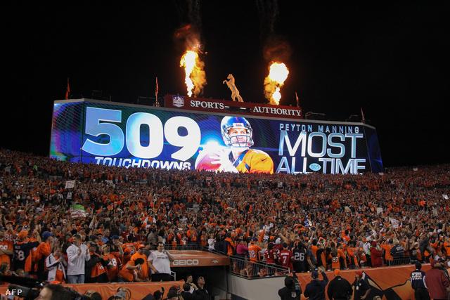 Denver ünnepli Manninget