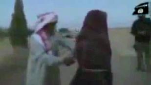 Egy nő megkövezéséről publikáltak videót