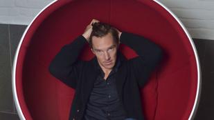 Benedict Cumberbatch Jar Jar Binksnek is tökéletes