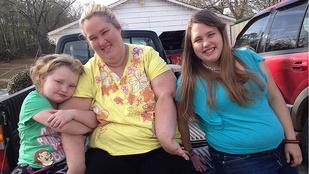 Honey Boo Boo már ismeri anyja gyerekmolesztáló pasiját